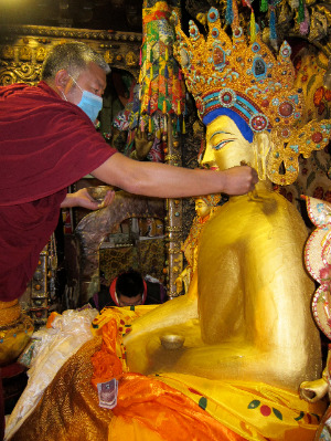 jowa buddha
