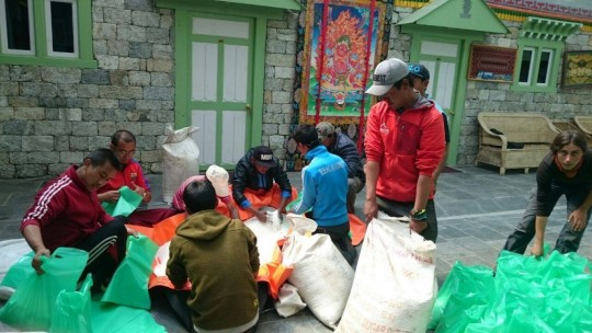 An additional US$50,000 was recently sent to help support several Nepal villages devastated by the April 25 earthquake and subsequent aftershocks.