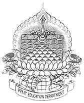 EDU logo white