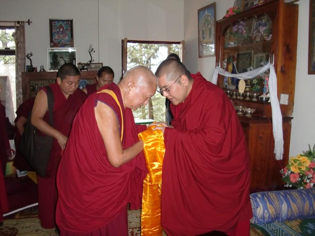 News from Tushita Meditation Centre