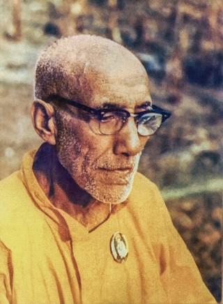Khunu Lama Tenzin Gyaltsen Rinpoche, India, circa 1977. Photo courtesy of Lama Yeshe Wisdom Archive.