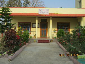 The front view of the Health Care 2