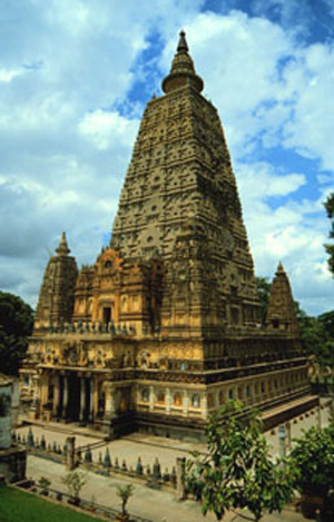 Bodhgaya stupa2