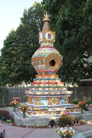 Kalachakra-stupa-at-Kurukulla-8