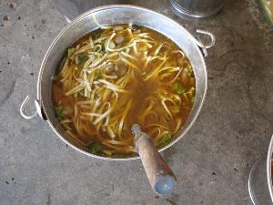 tues soup noodles