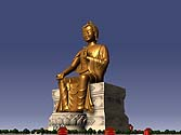 Maitreya Project Statue
