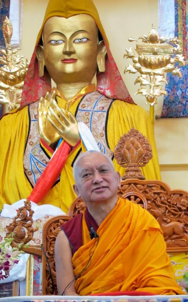 Lama Zopa Rinpoche Tushita Meditation Centre June 2013 Ven Sarah Thresher
