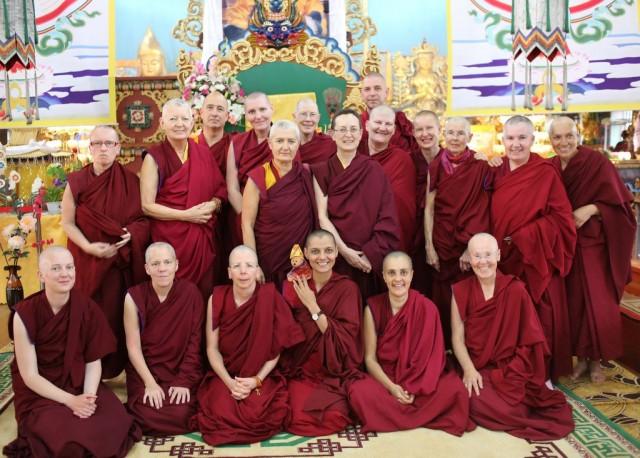 Western Sangha Mongolia Aug 2013 Ven Roger