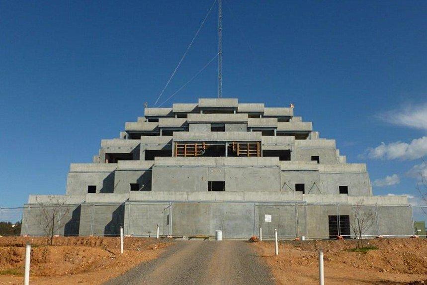 great stupa aug 2013