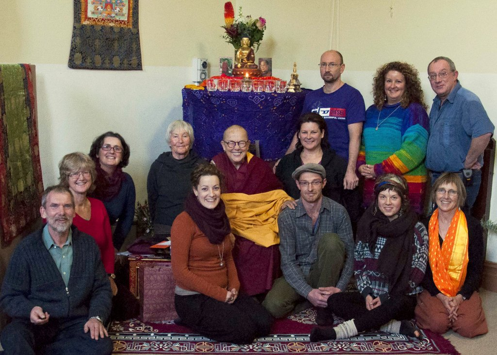 ven robina with shen phen ling study group june 2013