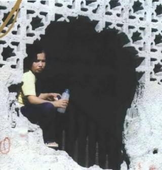 Yasser Arafat's compound in Ramallah