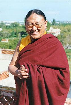 His Holiness Sakya Trizin