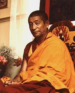Geshe Rabten Rinpoche