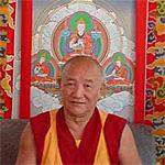 Venerable Khensur Rinpoche