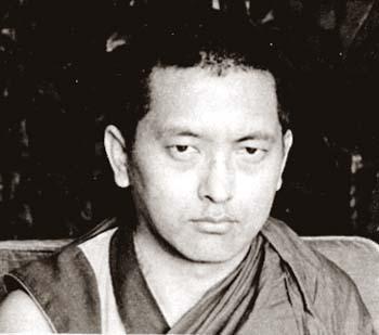 Lama Thubten Zopa Rinpoche