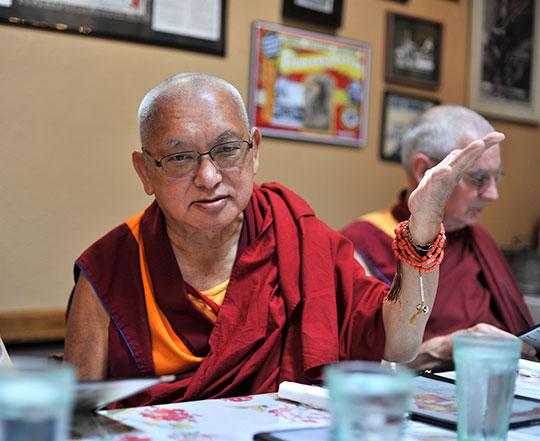 Read Top Advice and Updates in September's FPMT International Office e-News