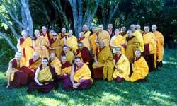 International Mahayana Institute Sangha