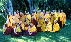 International Mahayana Institute Sangha