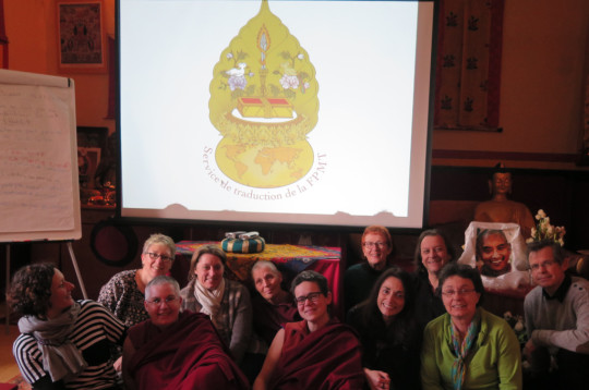 FPMT French Translation Services translators participated in a successful two-day training this February.