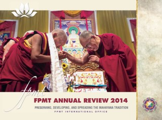 Please Enjoy FPMT Annual Review 2014!