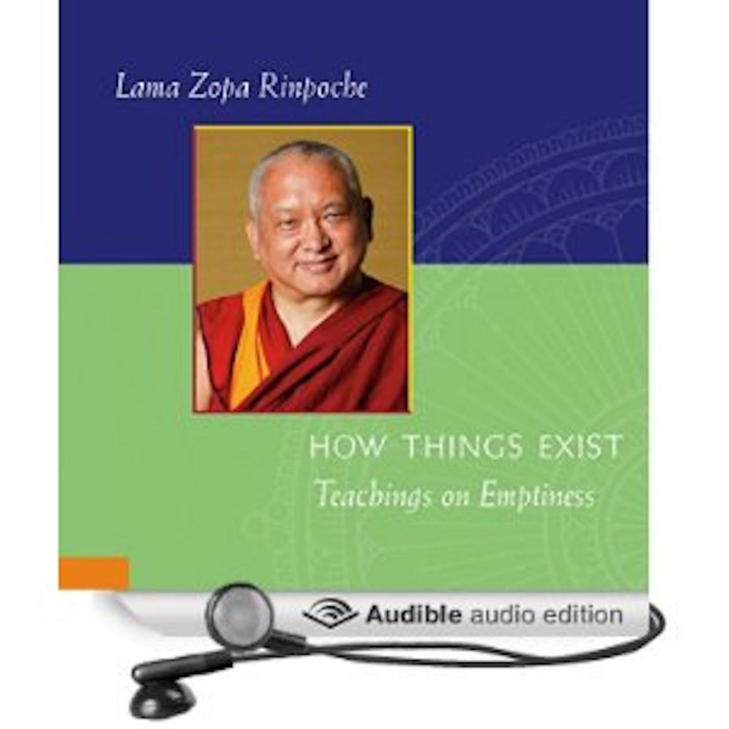 New Audio Books of Lama Zopa Rinpoche from the Lama Yeshe Wisdom Archive