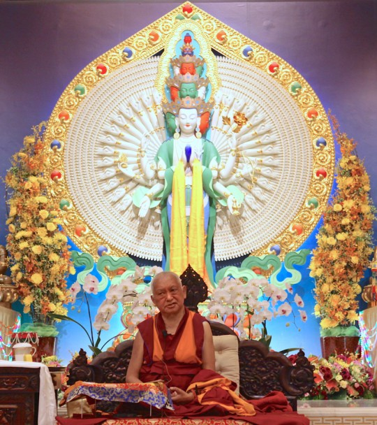 100 Million Mani Retreats– Part of Lama Zopa Rinpoche's Vast Vision