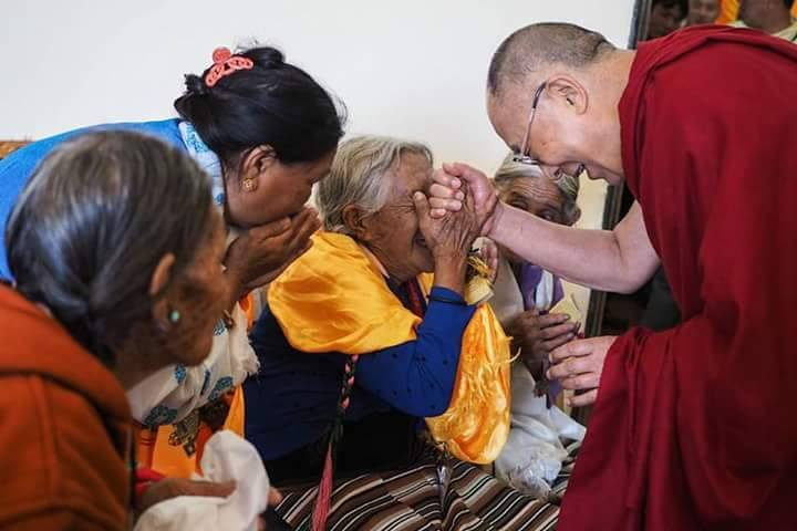 Supporting Elderly Tibetans through the Social Services Fund