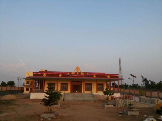 Ngari Khangtsen at Sera Je Monastery.