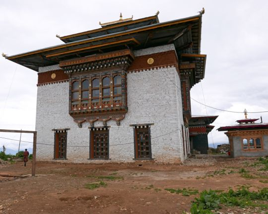 Dongkarla Lhakhang, Bhutan, June 2016. Photo by Ven. Roger Kunsang.