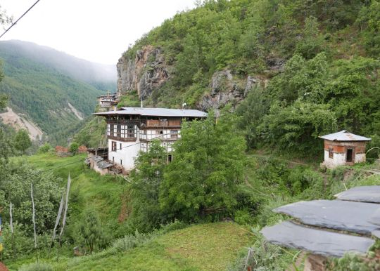 Dzongdrakha, Paro, Bhutan, June 2016. Photos by Ven. Roger Kunsang.