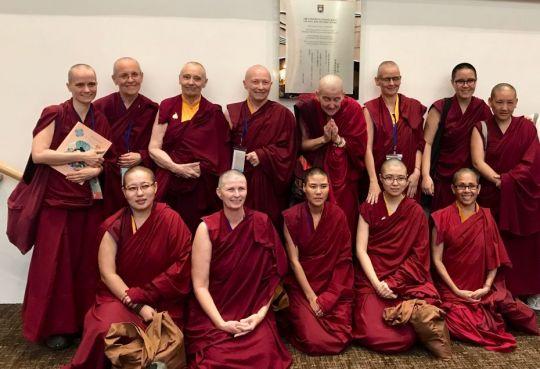 Sakyadhita Tibetan Nuns