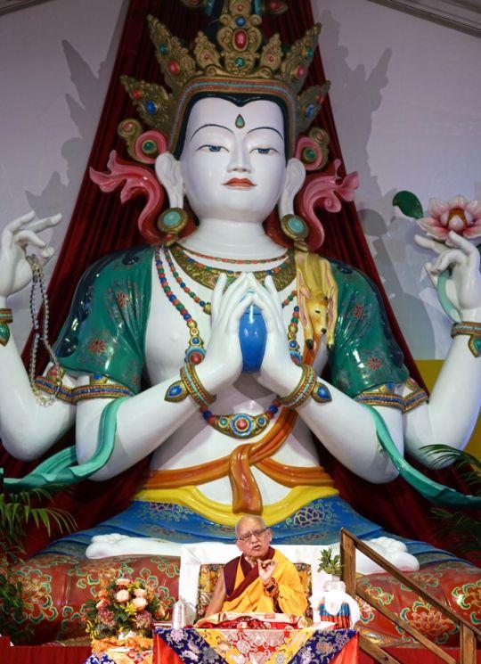 Lama-Zopa-Rinpoche-Chenrezig-ILTK