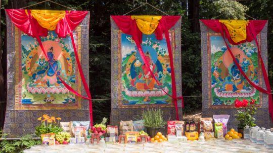 three-of-eight-great-bodhisattvas