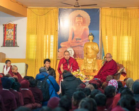 ling-rinpoche-lama-zopa-rinpoche-maitreya-school-bodhgaya-india-20180112