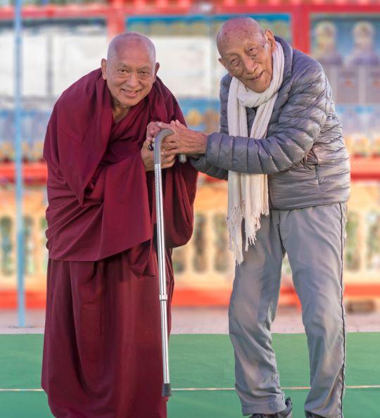 lama-zopa-rinpoche-khyongla-rato-rinpoche-india-201801