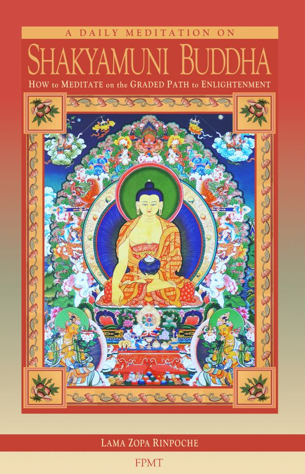 A Daily Meditation on Shakyamuni Buddha in Print