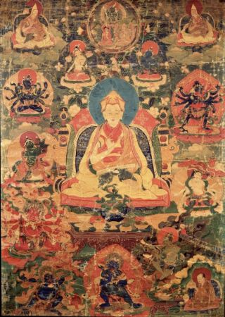 Panchen Losang Chökyi Gyaltsen Himalayan Art Resources