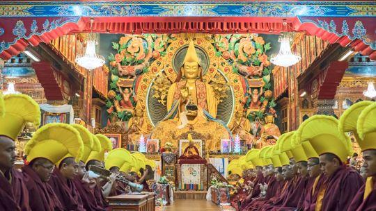lama-tsongkhapa-day-guru-puja-kopan-201712