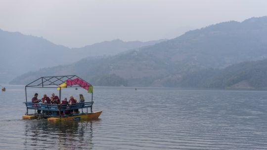 Lake Pokhara 201803