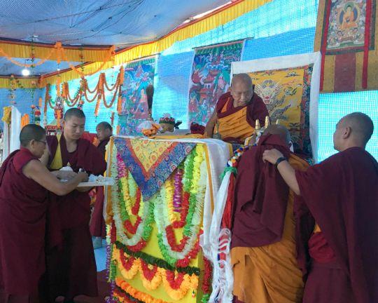 mandala offering taplejung nepal 201803