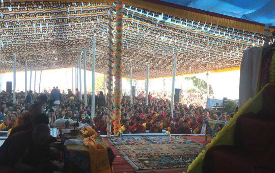 puja venue taplejung nepal 201803