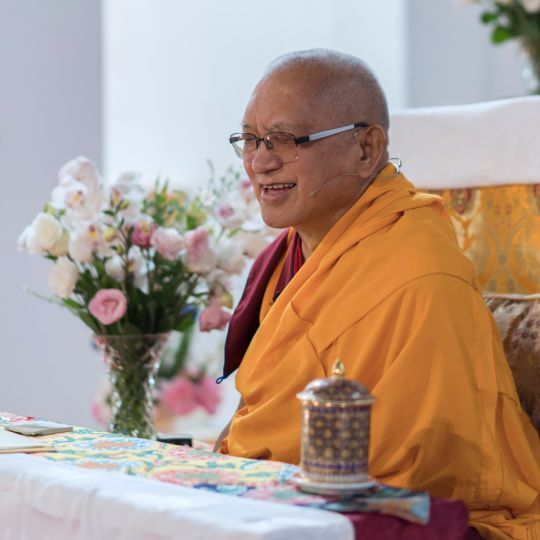 lama-zopa-rinpoche-teaching-bendigo-aus-201804