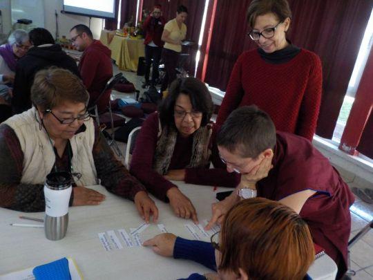 Foundation Service Seminar in Guadalajara, Mexico, February 2018. Photo courtesy of Gilda Urbina.