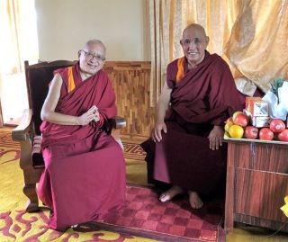 FPMT International Office e-News for April – Out Now!