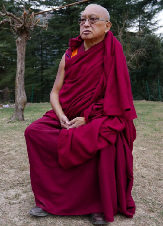 lama zopa rinpoche india 20170218