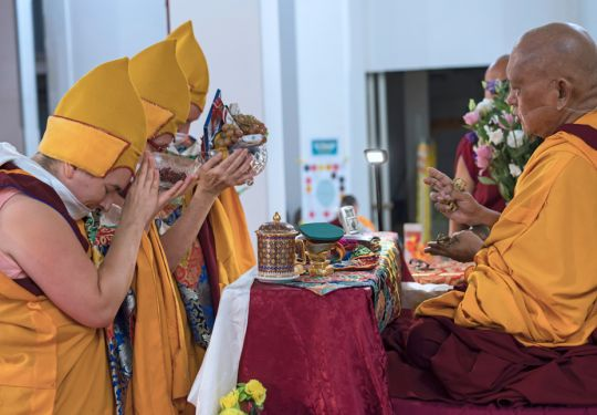 tsog-offering-lama-zopa-rinpoche-great-stupa-201804