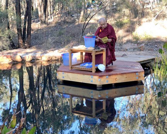 lama-zopa-rinpoche-dzambala-practice-bendigo-201804-IMG_6999