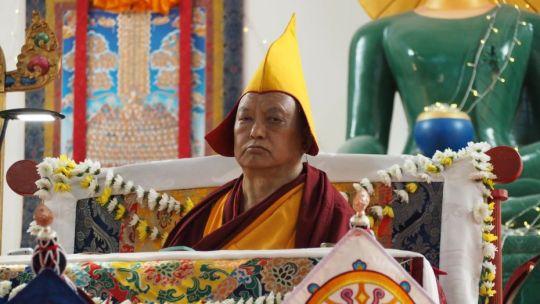 lama zopa rinpoche llp great stupa ven tsultrim 201805