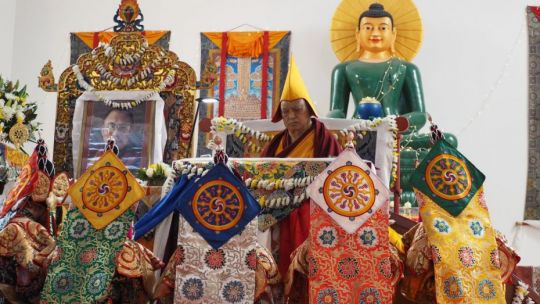 Long Life Puja Lama Zopa Rinpoche May 2018 by Ven Tenzin Tsultrim