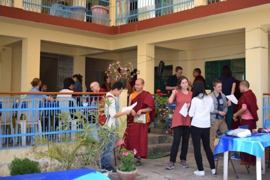 Lotsawa Rinchen Zangpo Translator Program Welcomes New Teachers and Students